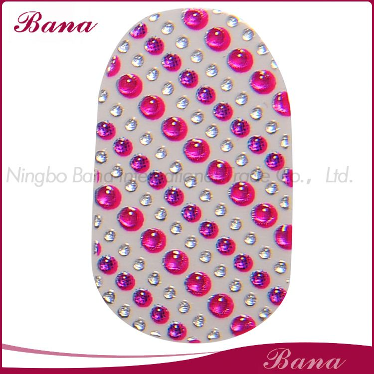 Nfc Nail Sticker, Nfc Nail Sticker Suppliers and Manufacturers at ...