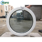 Australia Standard AS2047 Design Tempered Glass PVC Frame Roof Round Window Skylight For Sale
