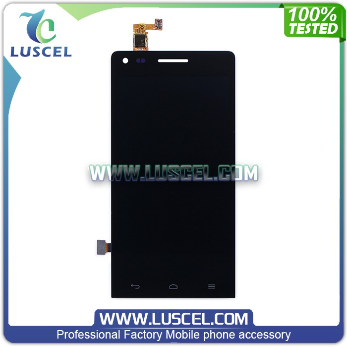 Mobile Phone accessories LCD display screen for Huawei G6 LCD touch complete