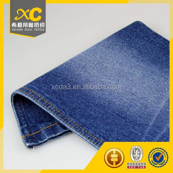 china textiles 11oz 100 cotton denim fabric for jeans