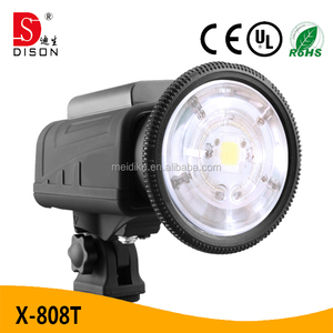 X-808T large power 200w Equipment flash Photo Lighting with LED chip 10w better than Halogen modling light