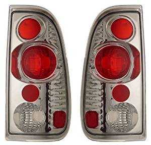 FORD F-SERIES 97-03 TAIL LIGHT VERSION 2 CHROME NEW by Eagle Eye Lights