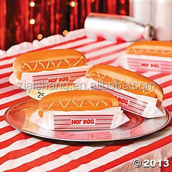 American Fashionable First Rate High Quality food grade Plastic Hot Dog Holders Bpa free