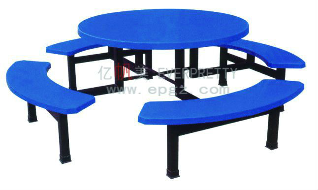 China Cafeteria Furniturecanteen Tables And Benchglass Dining