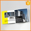 Color printing brochure designing and company profile pamphlet custom