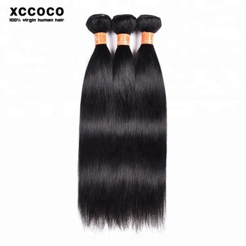 Hoe te Beginnen Selling Super Double Drawn Haar in China, EEN Braziliaanse Silky Straight Hair