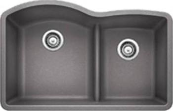 Quartz Kitchen Single Sinks Hard Quartz Stone Kitchen Sink Black Double Bowl Kitchen Sink