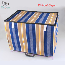 Multi-function Washable Dog Cage Cover Folding Canvas Pet Crate Cover