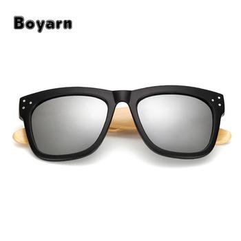 1c6920144d7e New 2017 elegant Men Wooden Sunglasses Women Brand Designer Mirror custom  Original Wood Bamboo Sun Glasses