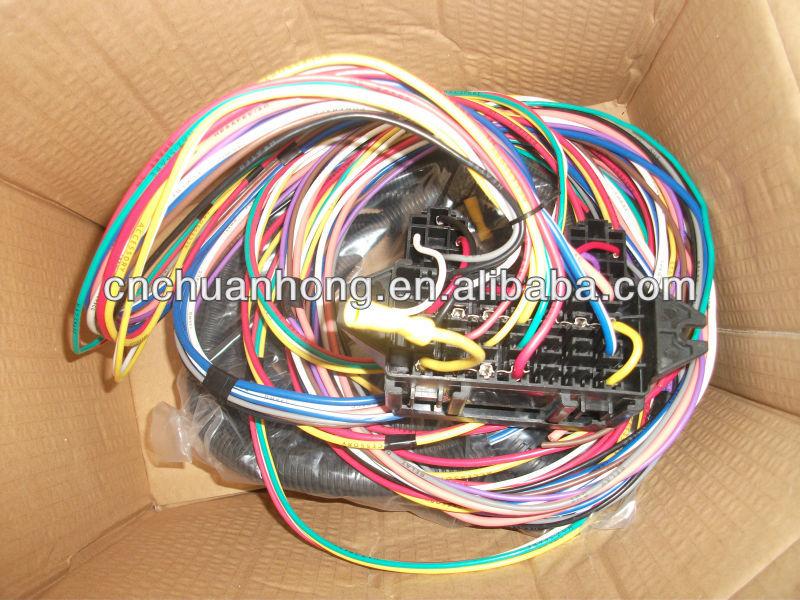 for jeep cj5 cj7 wiring harness motor n headlights 258 6 cylinder wire 4 2  cj8 cj