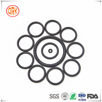 Black Oil Resistance Nbr Rubber O Ring Seals - Buy Black Rubber O ...