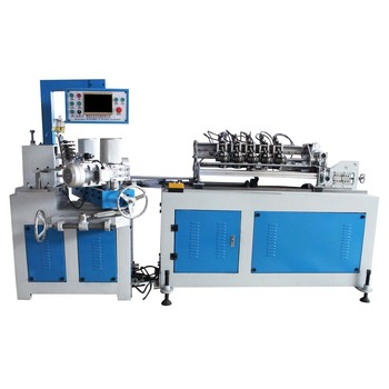 New Product High Speed Multi-cutters 3 layer paper drinking straw machine