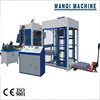 Competitive price electric and hydraulic system Cement brick manufacturing machine