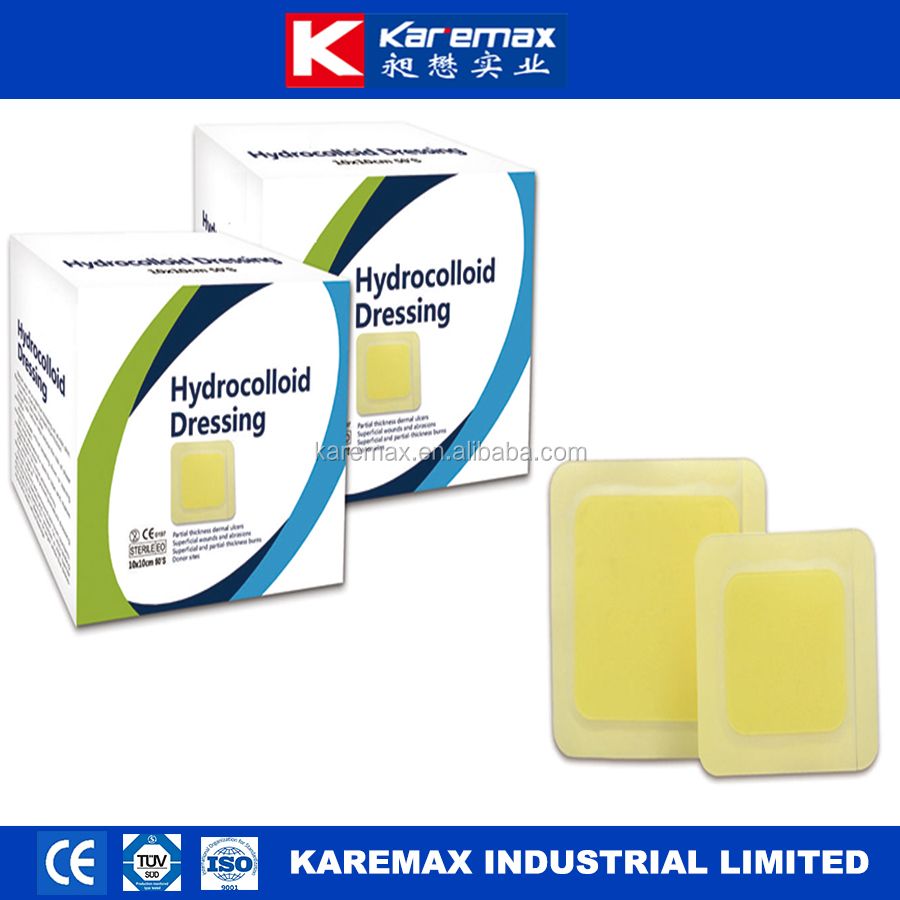 High Quality Medical Advanced Wound Dressing Material