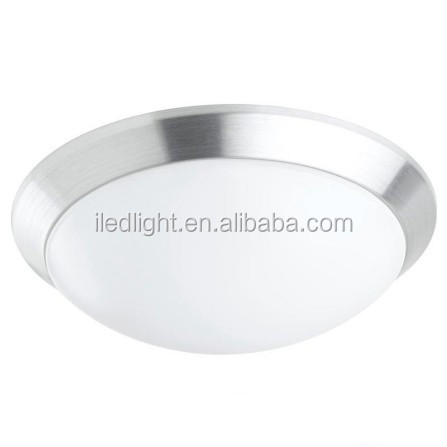 Aluminum Base Dimmable Surface Mounted LED Oyster Ceiling Light for Inside Home Lighting