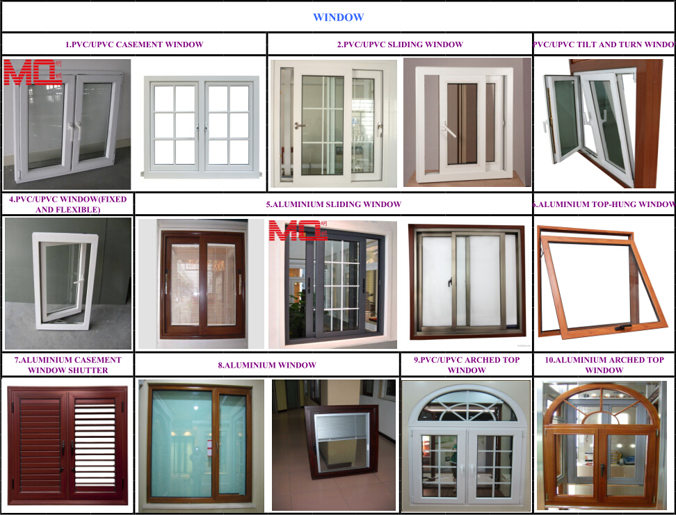 Guangzhou Aluminium Casement Window Design For Homes Buy