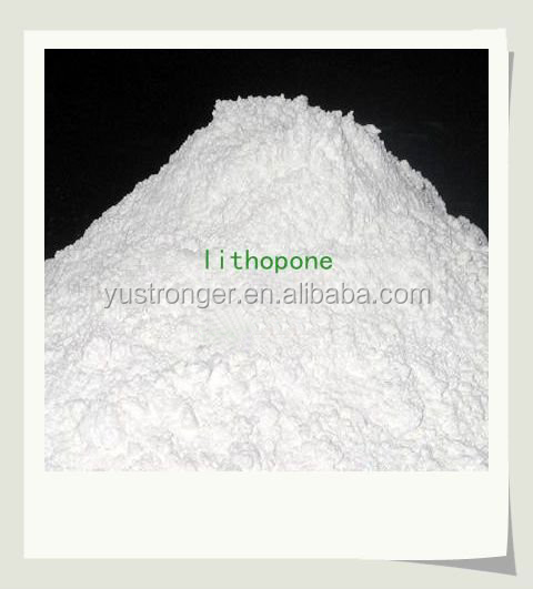 Industry grade zinc white pigment in powder form
