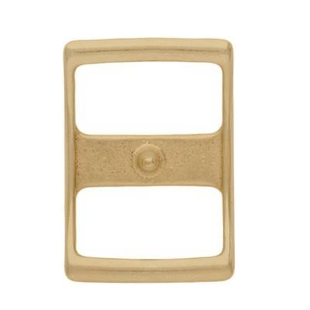 Weaver Leather 1 in Solid Brass Conway Buckle