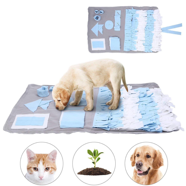 aea771aa1021 Get Quotations · PX Home Dog Feeding Mat, Snuffle Mat Nosework Blanket Dog  Training Mats Dog Feeding Mat