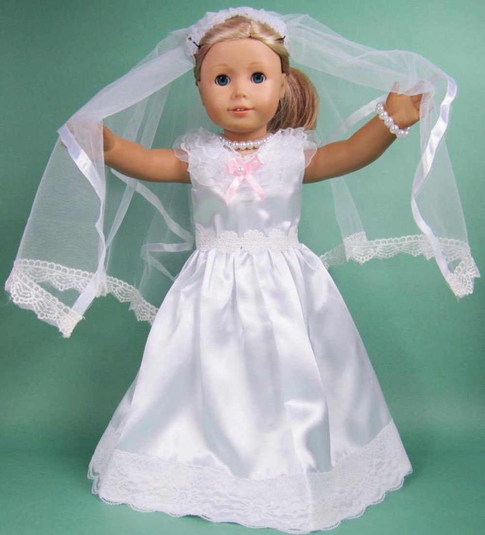 Funky American Girl Party Dress Ornament - All Wedding Dresses ...
