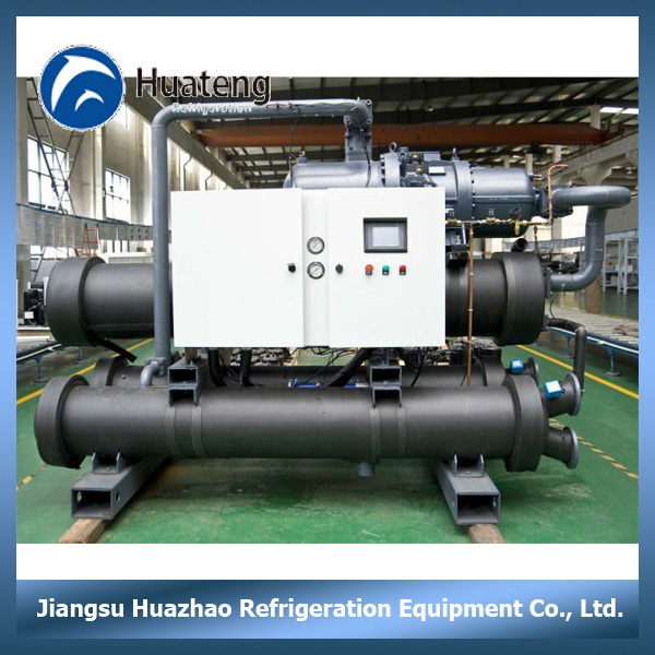 industrial water cooled chiller unit (R22)