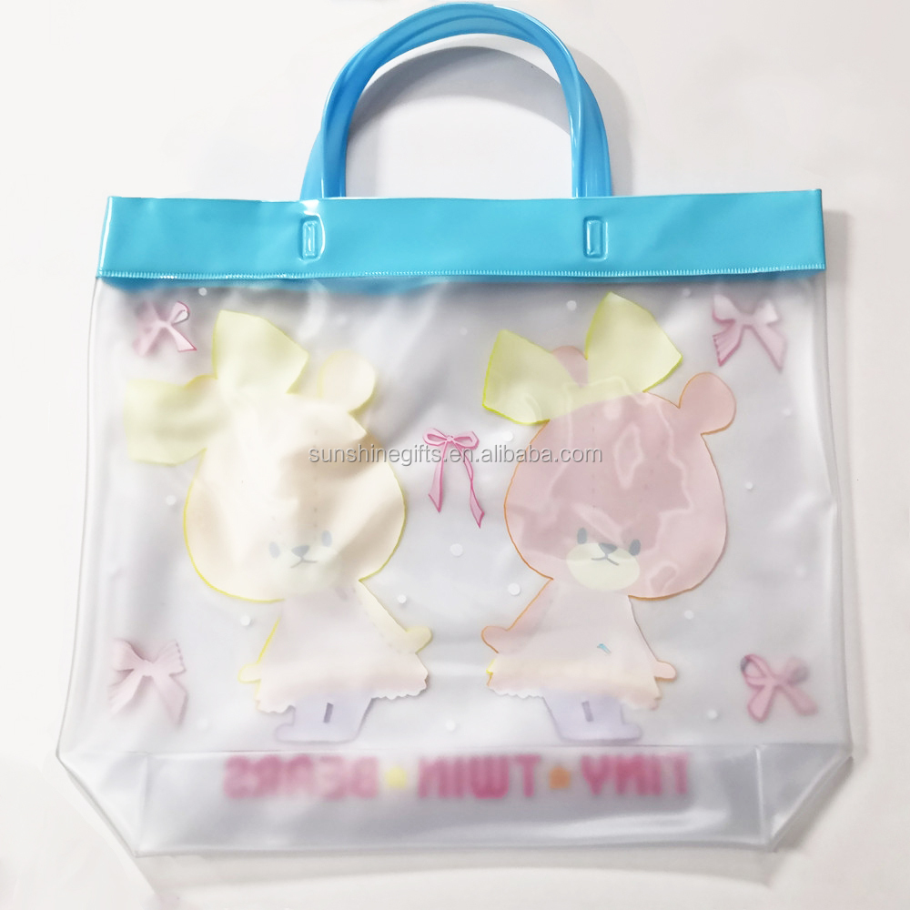 Factory Outlets PVC Clear Bag