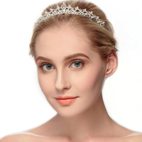 Tiara headband cheap tall pageant tiaras and crowns for girls