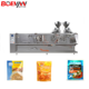 New style low price doy pack cashew nut bag packing machine