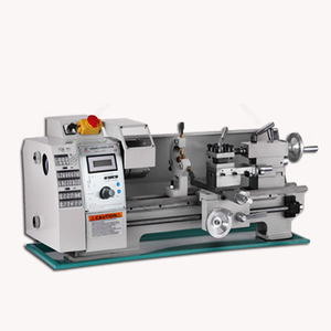 Mophorn Metal Lathe machine 8 x 16 Inch 750W Precision Mini Metal Lathe 2500 RPM Micro Metal Milling Bench Top Lathe Machine
