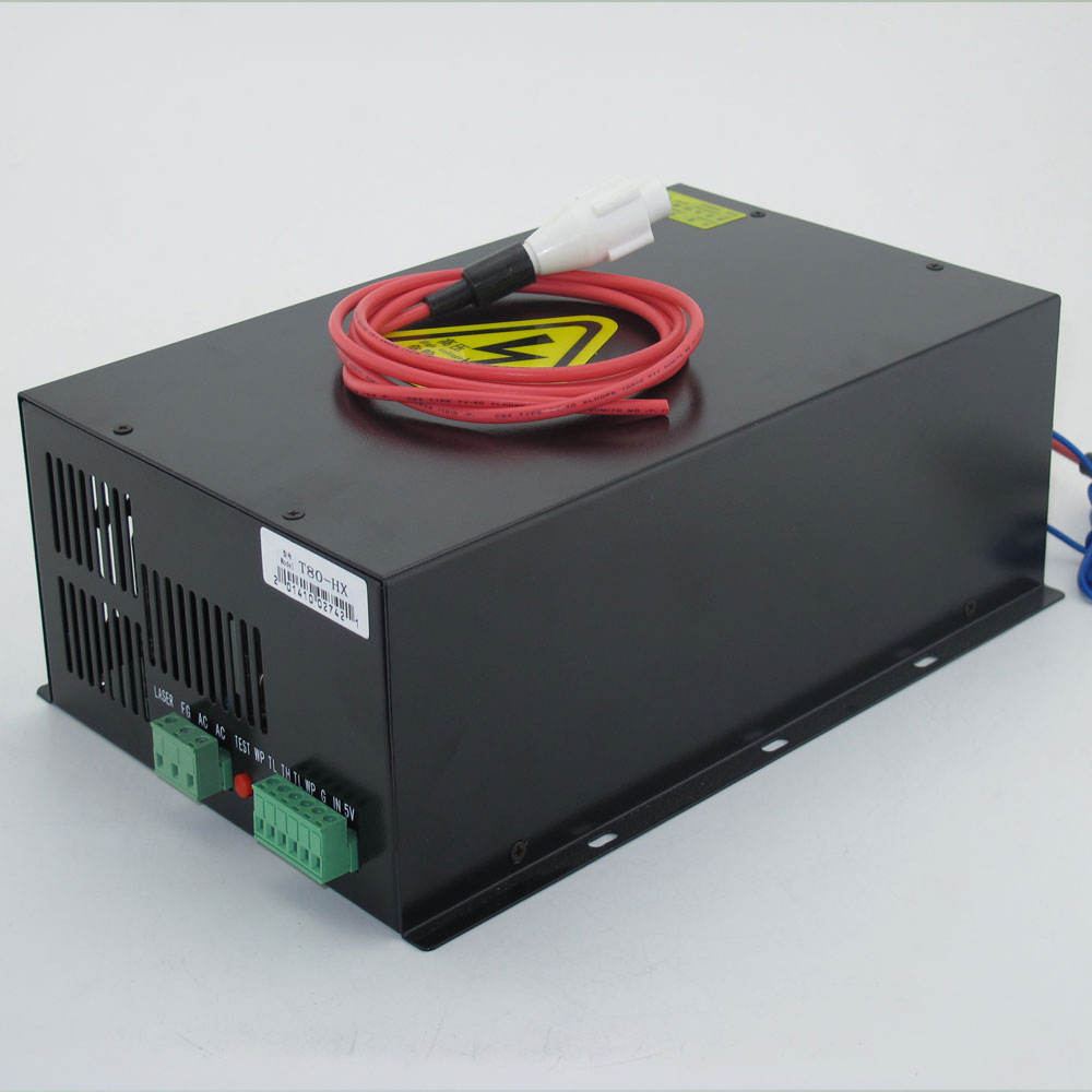 100w high power laser diode power supply for laser tube and laser