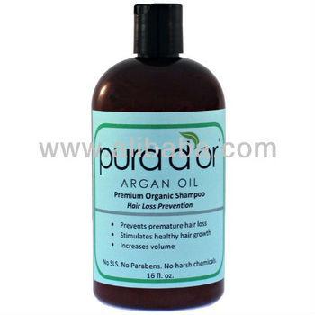 Pura D Or Hair Loss Prevention Premium Organic Shampoo 16oz