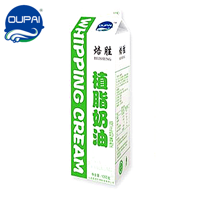 Whipy Cream Powder for use in Mousses