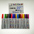 paint pens for rock painting works on almost all surfaces set of 12 vibrant oil paint marker pen