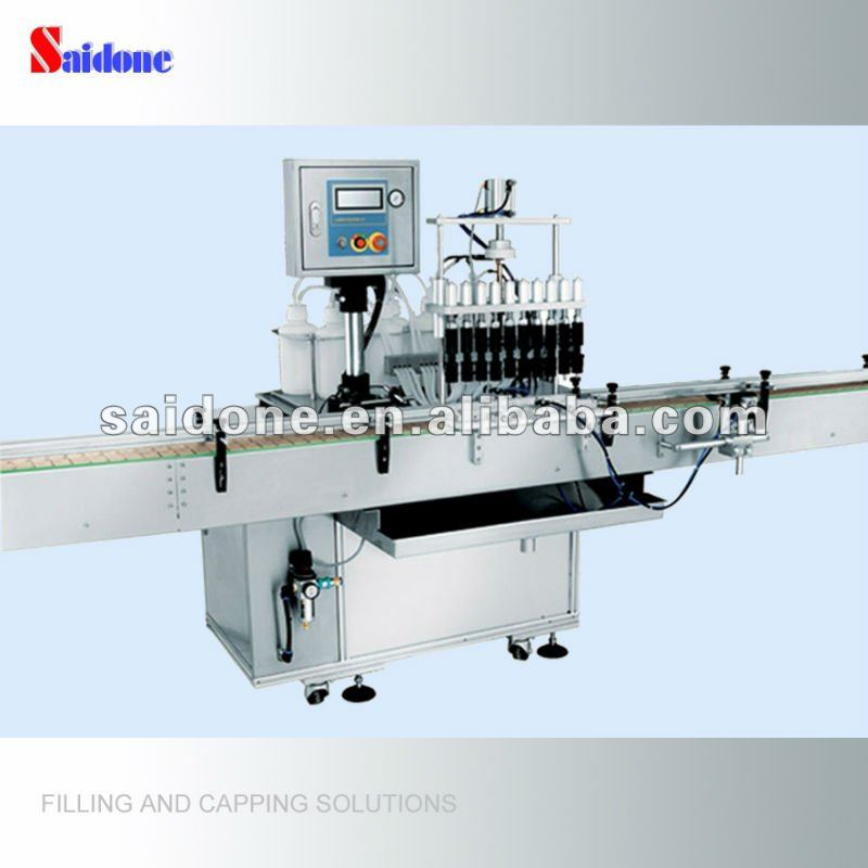 low energy consumption vacuum filling machine for water
