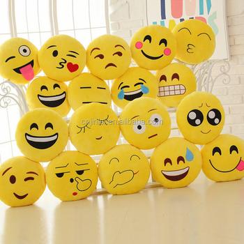 Custom Emoji Pillows High Quality Soft Cute Emotion Emoji Plush - Buy Emoji  Pillow Plush,High Quality Emoji Pillows,Custom Emoji Pillows Product on