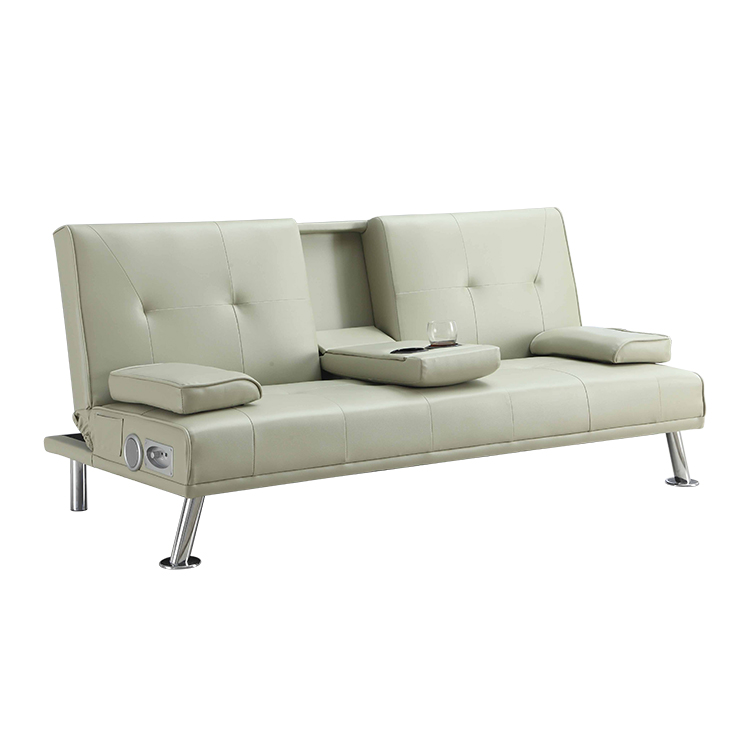 Couch Vintage Flat Pack Sofa Bed