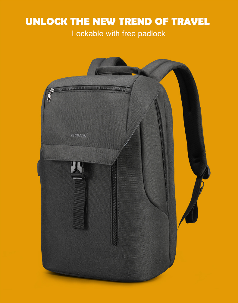 e7d9afc1e 2019 Anti theft laptop backpack of leisure shoulder bag for travel and  school for men