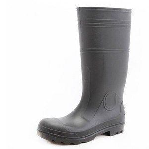 CE EN 20345 S5 insolent safety work boots plastic PVC working boots