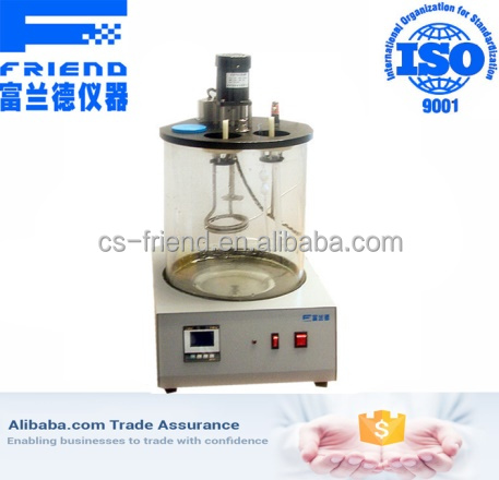 ASTM D445 low price and China supplier oil viscometer for sale digital viscosity meter