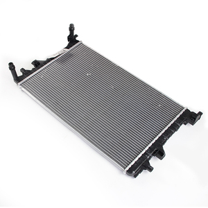 Aluminium computer equipment auto water cooling radiator SR-L240-75