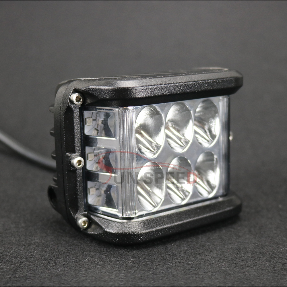 "Promotion item! 4"" mini marine led light bar, 18w led fog lamp with CE, Rosh certification"