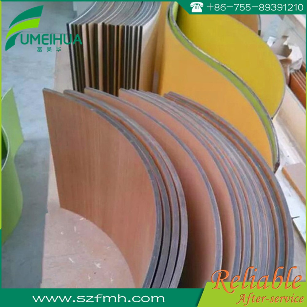 Fireproof high pressure compact laminate sheet
