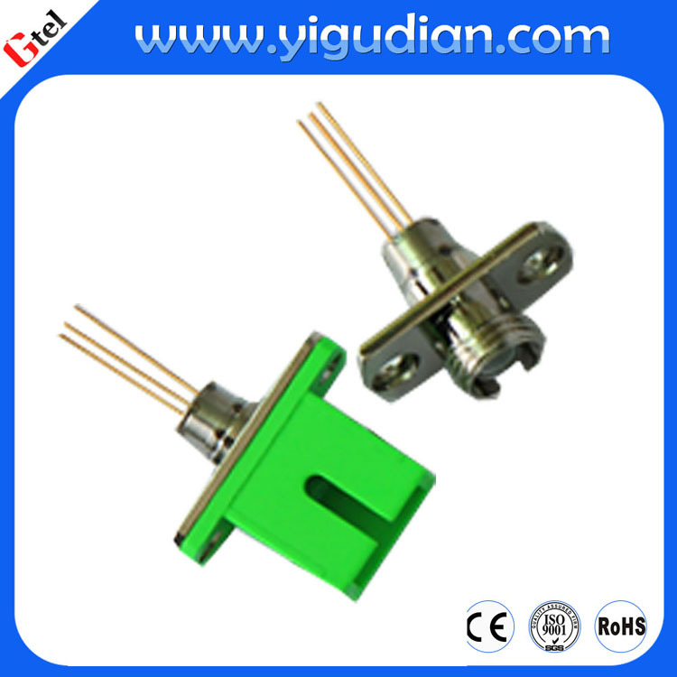 Fiber optic equipment 1310/1550nm pin diode with receptacle