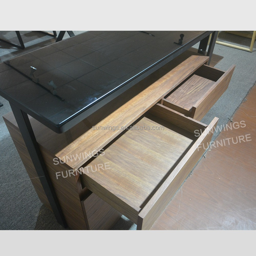 Foshan fabrikant sunwings meubels FSC003 houten dressoir met ...