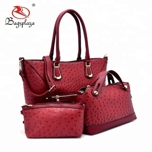 2018 trending products New style female bag woman fashion PU women leather handbags PU lady leather hand bag