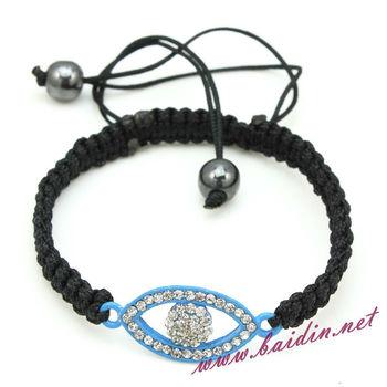 Bracelet shamballa or