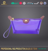 hot sale manufacturers girl plastic cosmetic bag/case/box wholesale