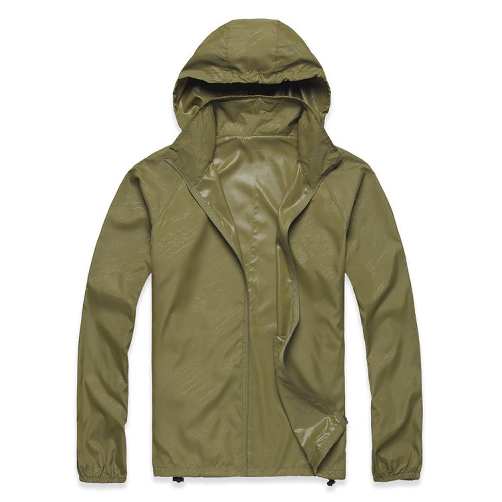 Promoción de Lluvia Abrigos Chaquetas - Compra Lluvia