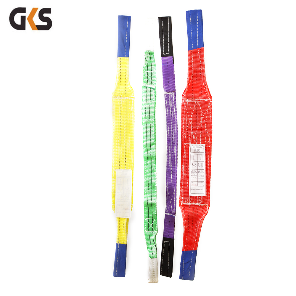 50 ton nylon lifting sling belt
