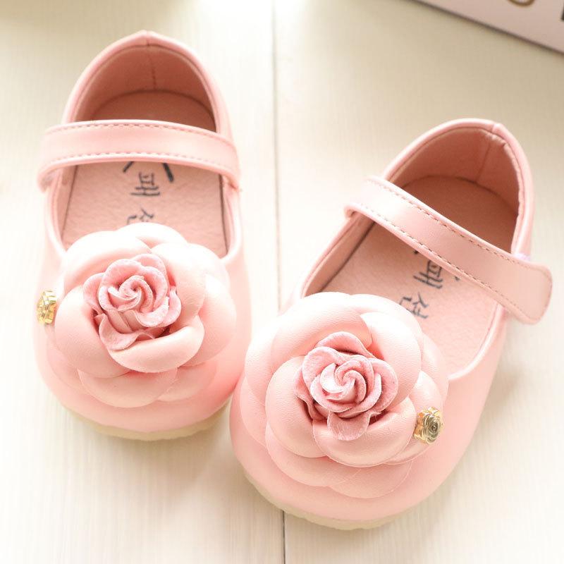 Infant Girl Light Up Shoes